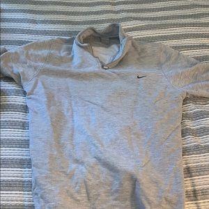 Nike athletic sweater